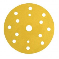 Абразивный круг 3M 255P 150 мм 15 отверстий P120