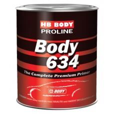 BODY Грунт 634 HS 4+1 0.8л + отв 625 0.2л