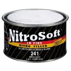 BODY Шпатлевка 241 Nitro-Soft 750г. зеленая