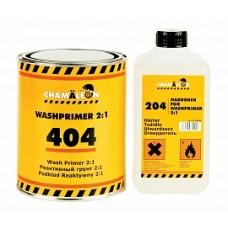 CHAMAELEON Грунт кислотный Wash Primer 1 л+отв 0,5л