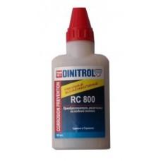 Dinitrol Преобразователь ржавчины RC800 60мл