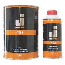 JETA PRO Акриловый грунт 0,8л + отв 0,2л белый