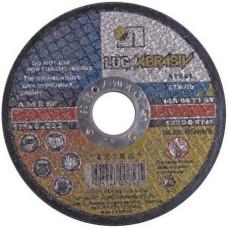 Круг зачистной Луга-Абразив 115 x 6 x 22,23 сталь тип 24