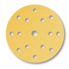 Абразивный круг Mirka Gold 150 мм 15 отверстий P120