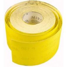 Шлифовальная бумага Mirka Mirox 115 мм P100 1 м