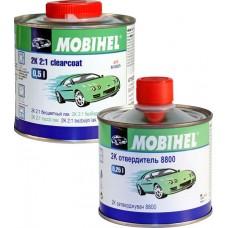 Mobihel Лак акриловый MS 2+1  0,5л. + отв.8800 0,25л