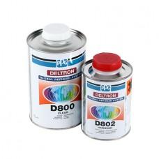 PPG Лак Deltron D800 MS 1л + отв D802 0,5л