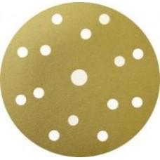 Абразивный круг Radex Gold 150 мм 15 отверстий P120
