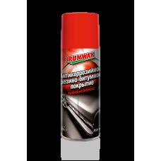Антикоррозийное резино-битумное покрытие аэр. RUNWAY, 400 мл (RW6090)