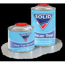 SOLID Лак CLEAR TOP MS 5л. 2+1 + отв 2,5л