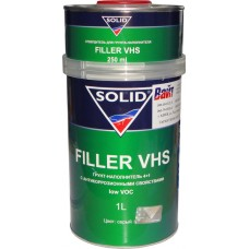 SOLID FILLER VHS LOW VOC Серый Грунт-наполн 4:1(1000+250мл)