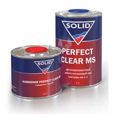 SOLID Лак PERFECT CLEAR MS 1.0л.+ отв. 0,5л