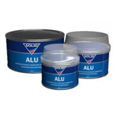 SOLID Шпатлевка ALU 0.5кг. усиленная алюминием