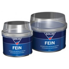SOLID Шпатлевка FEIN 0,5кг. доводочная мелкозерн