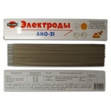 Электроды АНО-21 2,0х300 мм 1кг (Каменск)