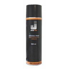 JETA PRO Краска черная глянцевая 0,5л, аэрозольная