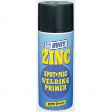 BODY Спрей-грунт 425 ZINC SPOT черный 0,4л