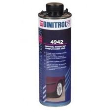 Dinitrol 4942 Мастика для днища с алюминиевым наполнением 1л