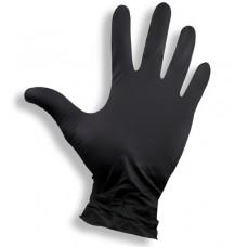 JETA Перчатки нитриловые L Черные (пара)