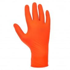 JETA PRO Перчатки Оранж нитрил L прочные (пара)