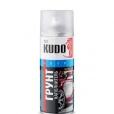 KUDO Грунт KU-2201 Серый 0,5л, аэрозольный