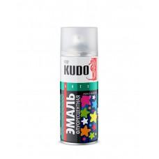 KUDO Краска флуорисцентная KU-1203 зеленая 0,5л, аэрозоль