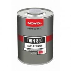NOVOL Разбавитель THIN 850 медленный 0,5л для акриловых материалов