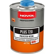 NOVOL Полиэфирная смола PLUS 720 1л + отв 0,05