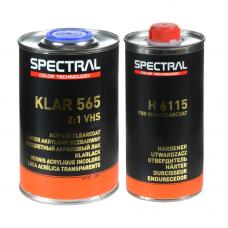 Spectral Лак KLAR 565 VHS 2+1 1л + отв. H6115 0,5л