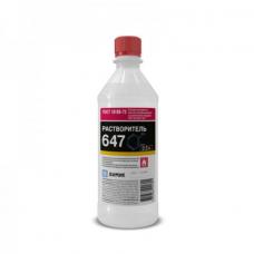 Химик Растворитель 647 0,5л