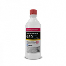 Химик Растворитель 650 0,5л